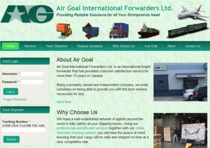 Air Goal International Forwarders Ltd.